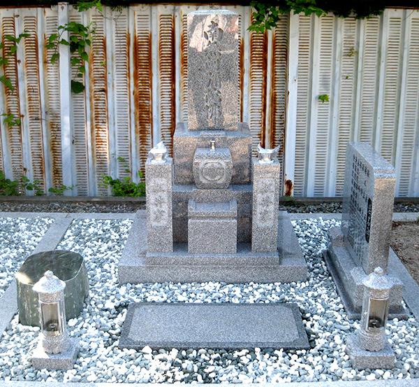 新規墓地建立